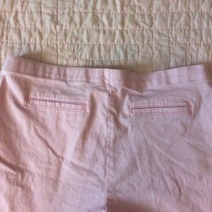 NWOT Riders by Lee Pink Bermuda Shorts